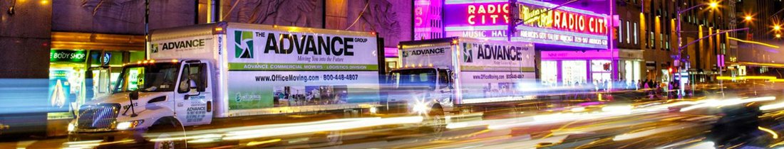 Advance Group New York Corporate Office Movers
