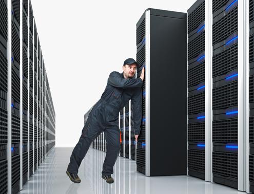 data center relocation checklist