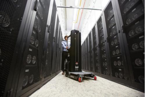 server moving company